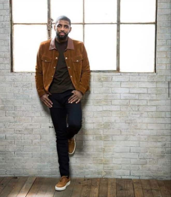 kyrie irving - aries