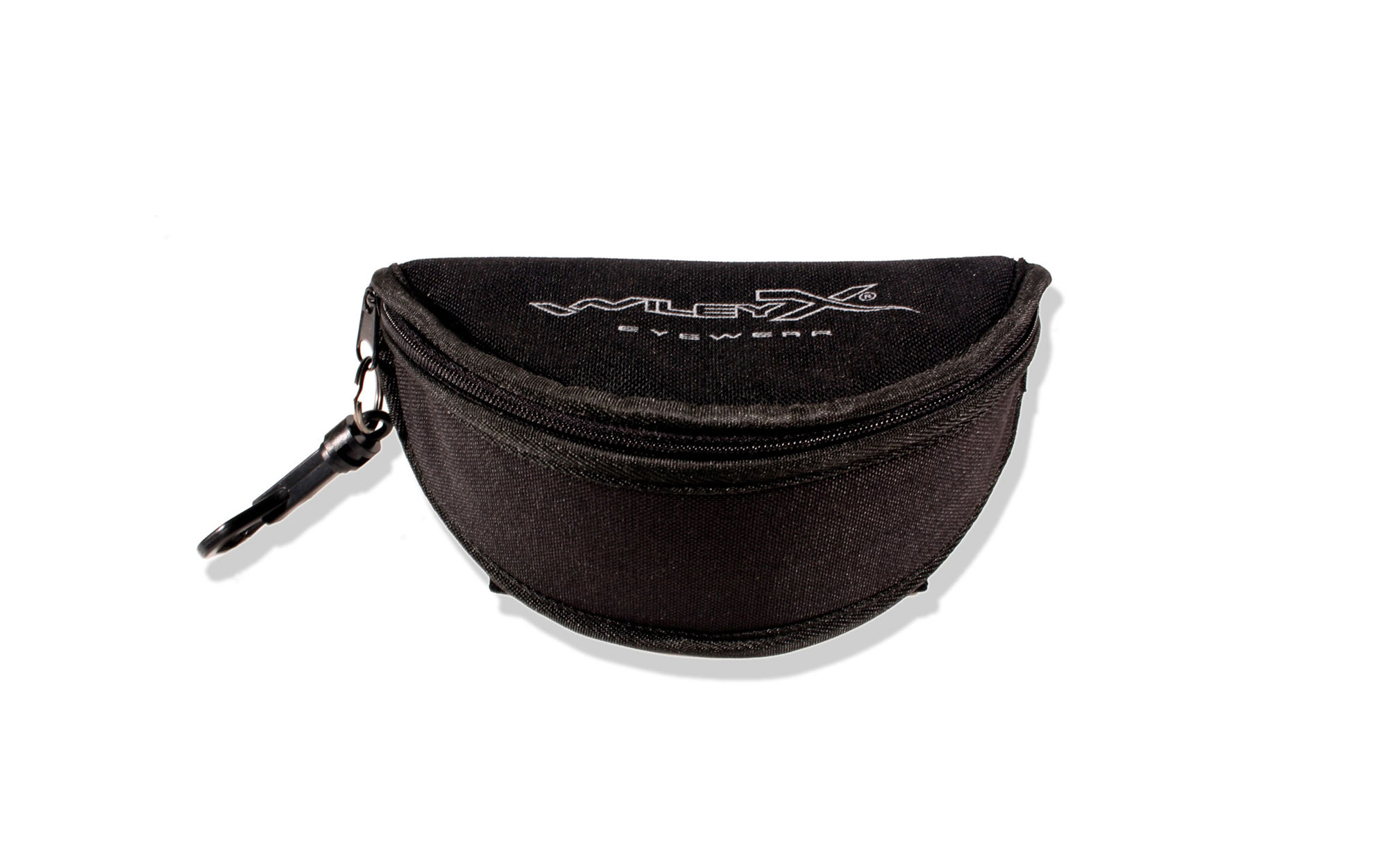 Black Zipper Top Case Image