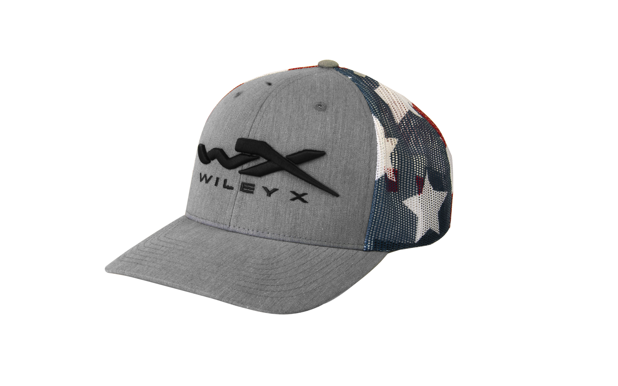 WX Stars and Stripes Mesh Cap Image