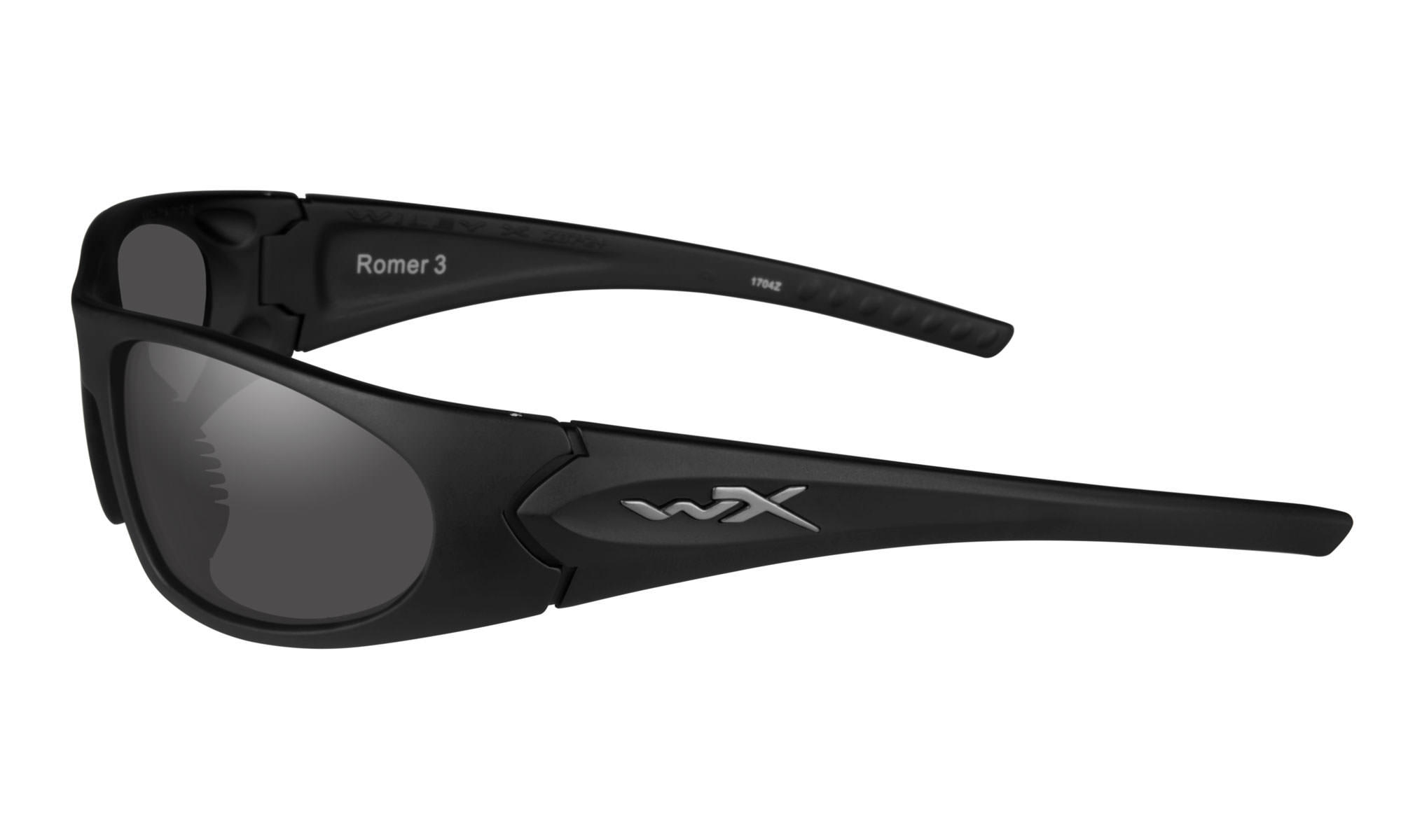 51ea587dd7dd Wiley-X Romer 3Polarized Lenses - Smoke Grey,Clear Wiley X