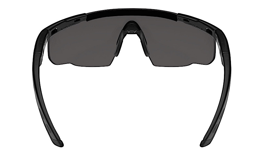 06a326add27c Wiley-X Saber Advanced Matte Black with Smoke Grey Lenses   Wiley X