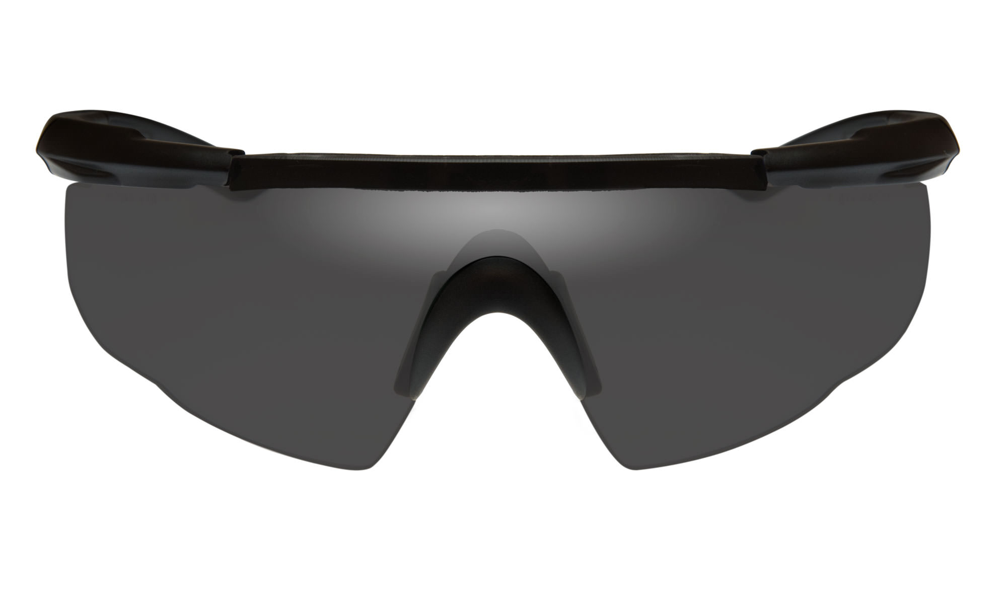 ea61d21cad7f Wiley-X Saber Advanced Matte Black with Smoke Grey Lenses | Wiley X