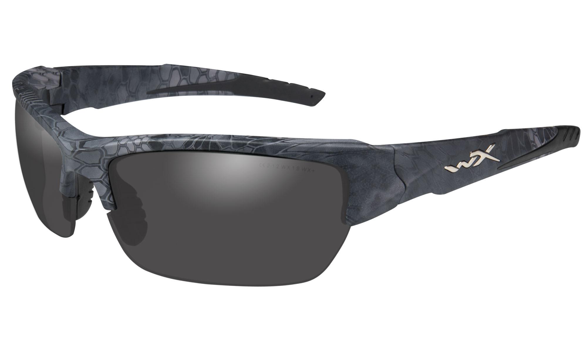 4c09f921e1dc Wiley-X WX Valor Kryptek® Typhon™ with Polarized Smoke Grey Lenses ...