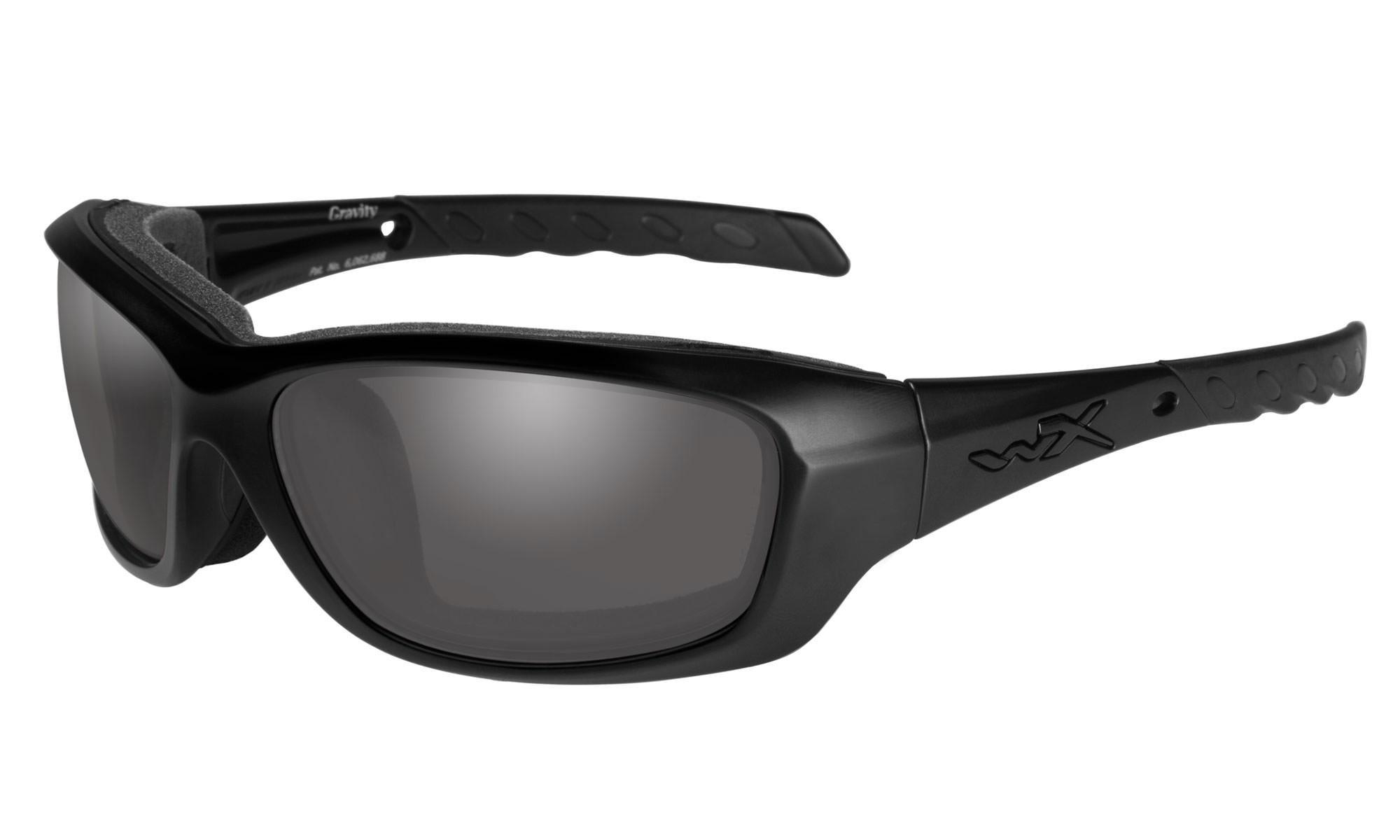 d18ac4d75a1f Wiley-X WX Gravity Matte Black with Smoke Grey Lenses | Wiley X
