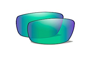WX Wave Polarized  Lenses Image