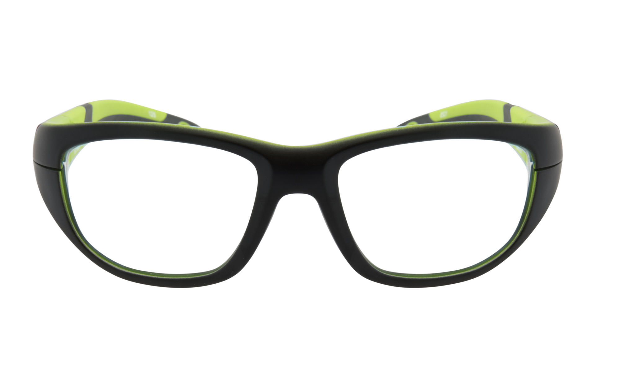 4fcc8a0d4e Wiley-X WX Victory Matte Black with Lime Green with Clear Lenses ...