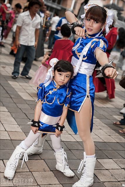 ... costumes of Chunli It is too memorable when the daughter grow up or the mother turns old just think about that take out the pictures about his ...  sc 1 st  XCOOS & Best 7 Chun Li Cosplay Costume