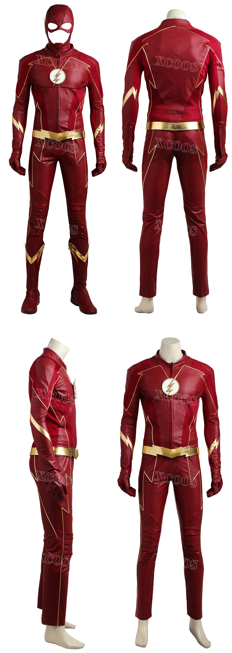 The flash 4 suit