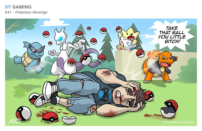 Pokemon Revenge