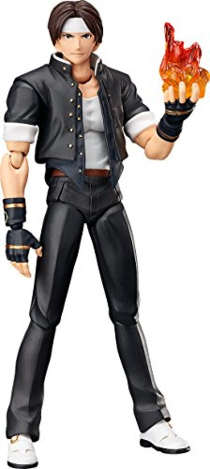 Figma THE KING OF FIGHTERS '98 ULTIMATE MATCH Kyo Kusanagi Action Figure F/S NEW