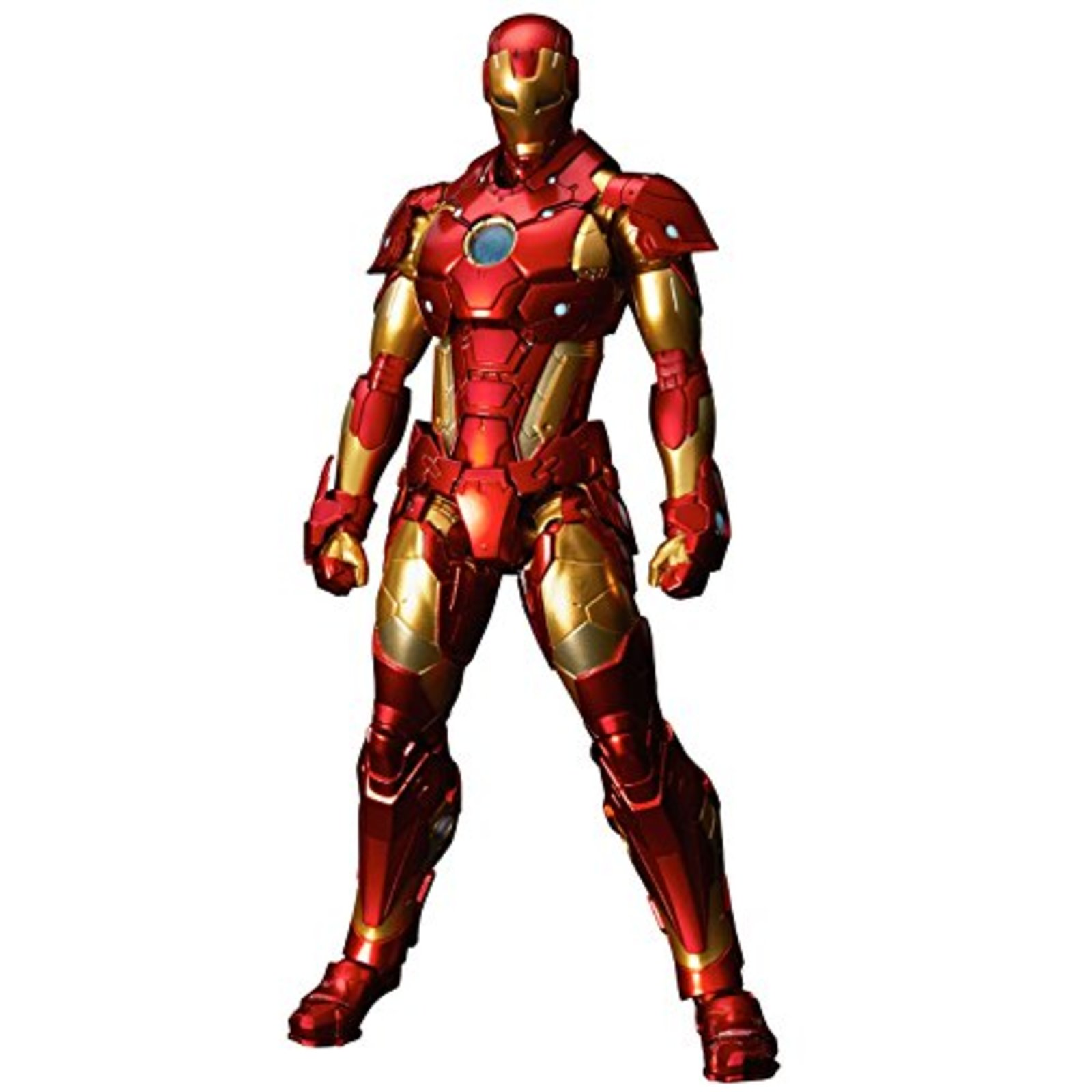 Sentinel Sentinel RE EDIT IRON MAN Bleeding Edge Armor Action Figure F S NEW