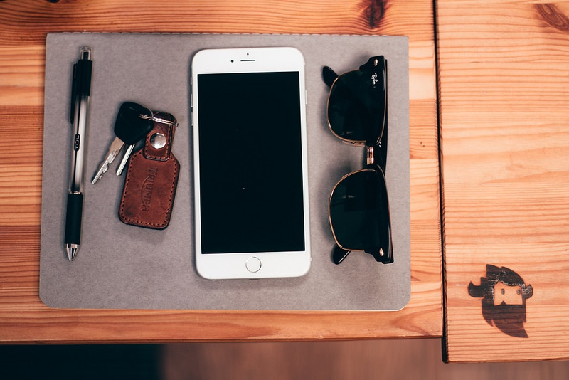 iPhone and other pocket objects