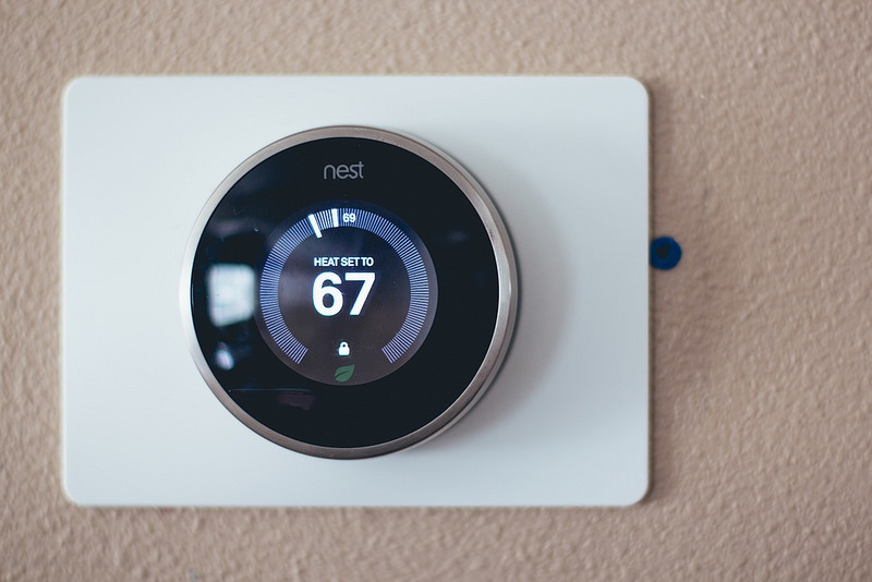 Nest Thermometer