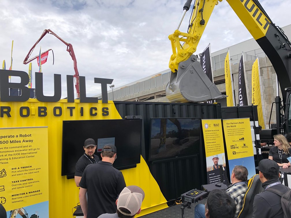 built robotics
