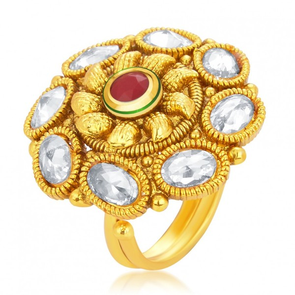 Classic Designer Traditional Ring
