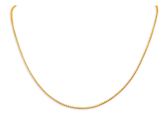 18KT Gold Chain
