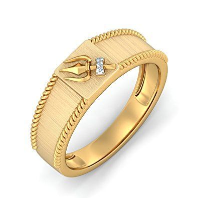 22KT GOLD FINGER RING