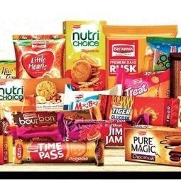 Biscuits & Confectionaries