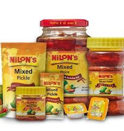 Pickle, Preservatives & Condiments