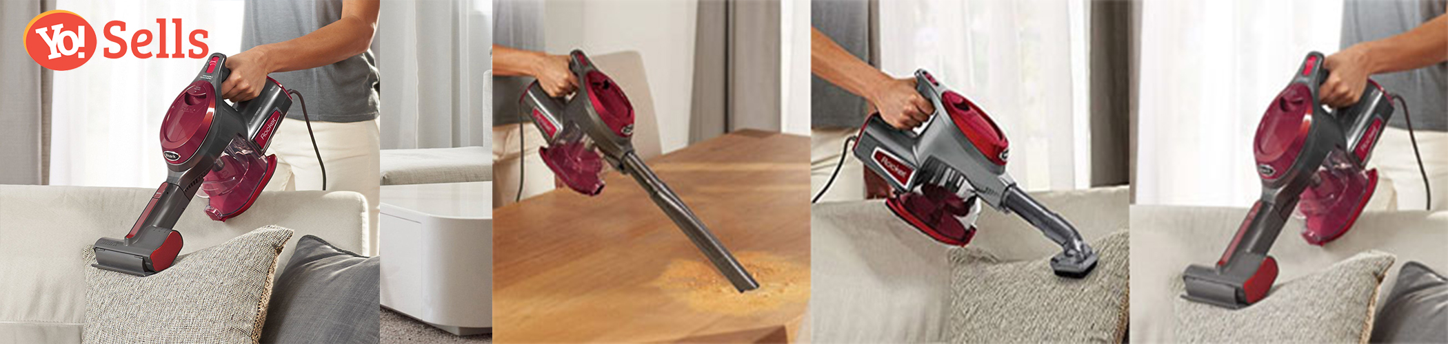 Shark Rocket Corded Hand Vac (HV292)