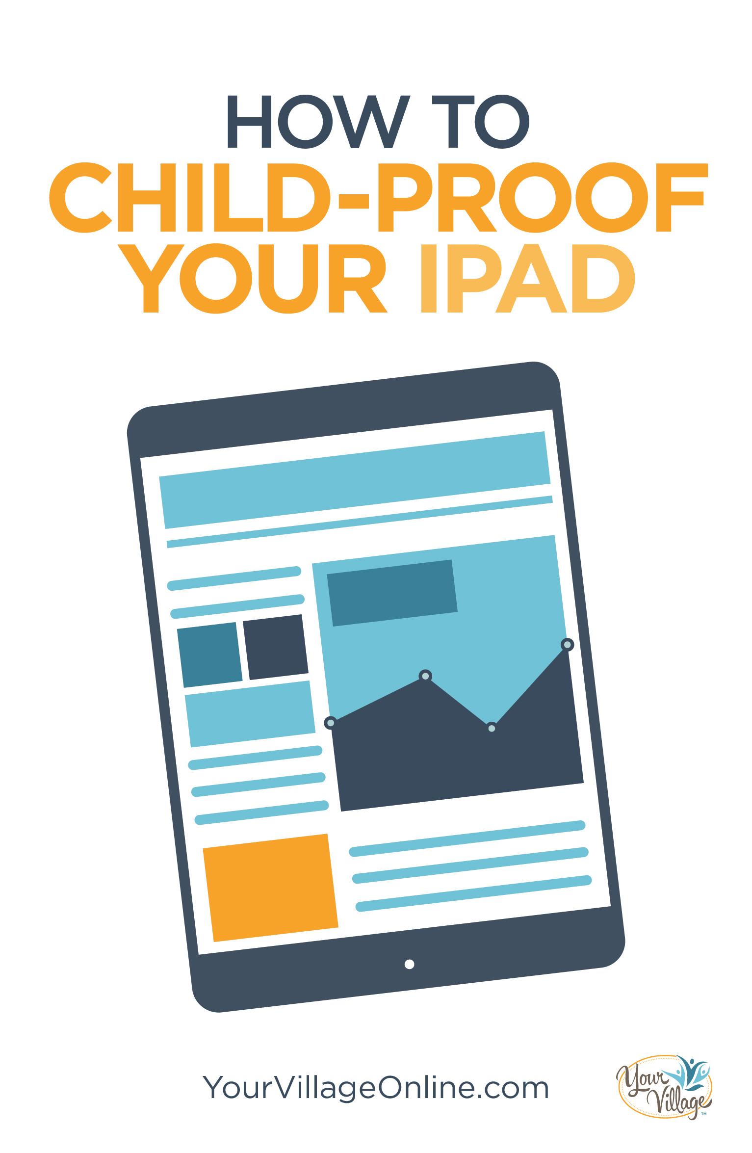 Child Proof iPad