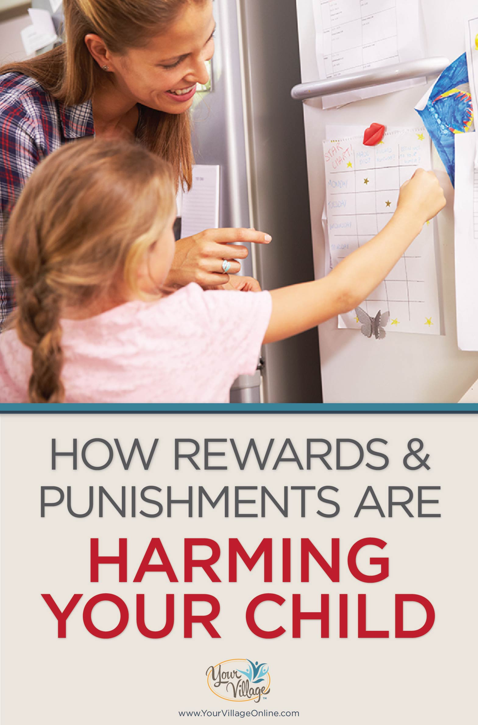 Rewards and Punishments