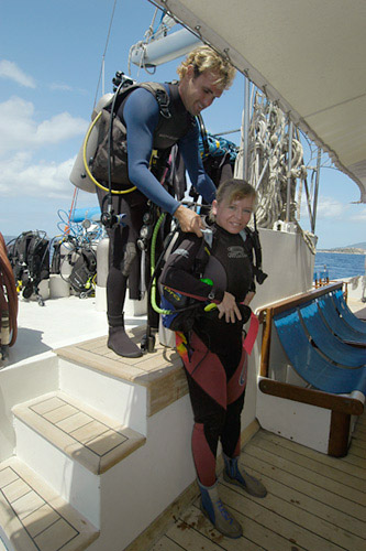 Cuan Law Rental Diving Equipment