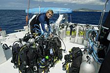 scuba tanks aboard cuan law
