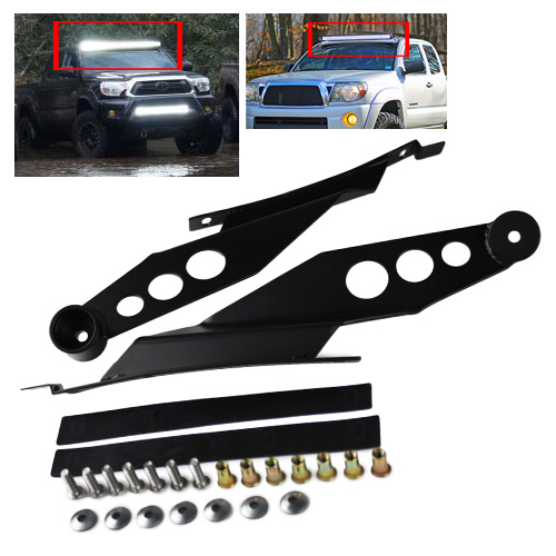 For 2005 2015 Toyota Tacoma 50 Quot Straight Led Light Bar