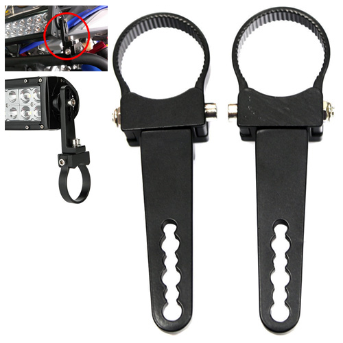 2pc 1625 led light bar round tube mounting bracket clamp holder 2pc 1625 led light bar round tube mounting bracket clamp holder truckatv aloadofball Images